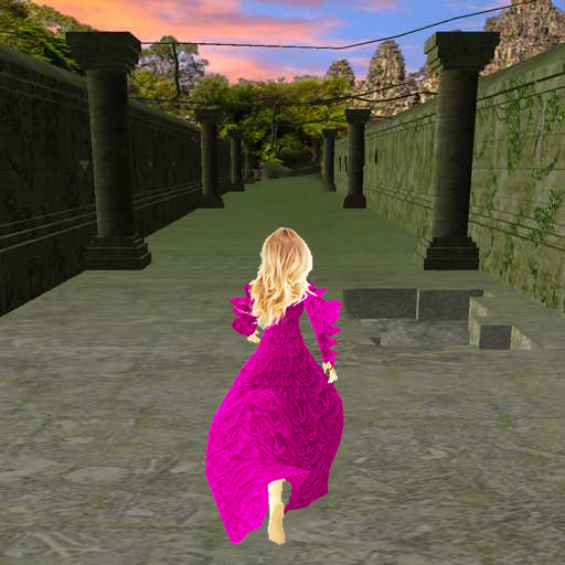Princess in Temple. Game for girls 1.2 (Unlimited money,Mod) for Android