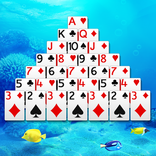 Pyramid Solitaire 2.9.501 (Unlimited money,Mod) for Android