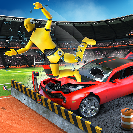 Ragdoll Car Crash 1.0.51 (Unlimited money,Mod) for Android