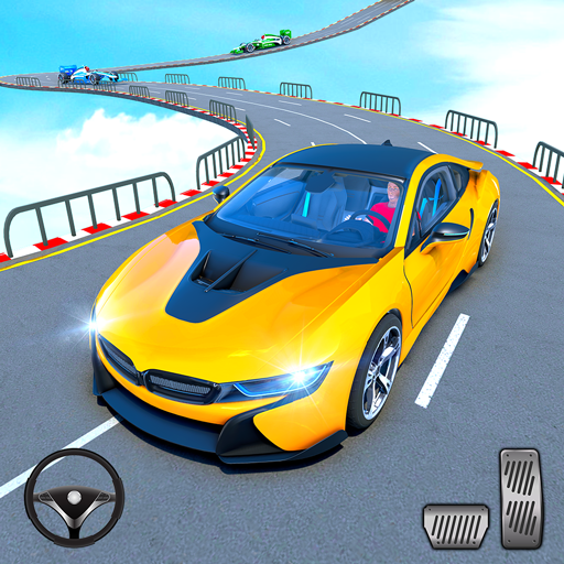 Ramp Car Stunts Racing: Stunt Car Games 1.1.5 (Unlimited money,Mod) for Android