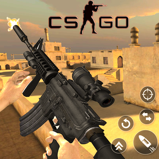 Real Counter Terrorist Strike: New Shooting Games 2.3 (Unlimited money,Mod) for Android