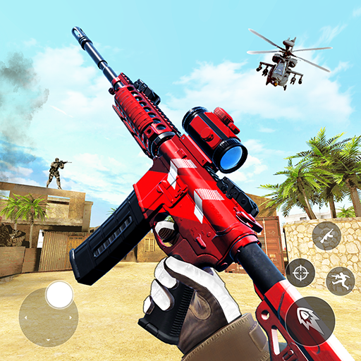 Rebel Wars – Fps Shooting Game: New Fps Games 2020 1.9 (Unlimited money,Mod) for Android