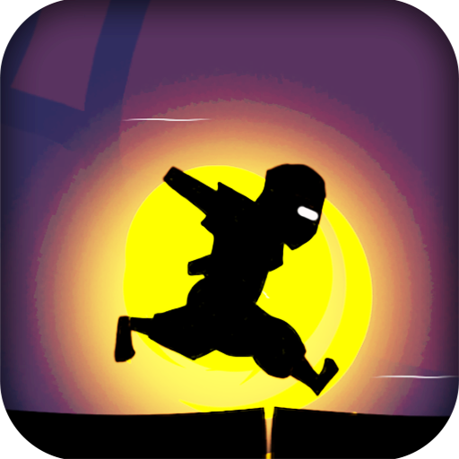 Rocket Ninja – Run fast and Jump easy 2.4 (Unlimited money,Mod) for Android