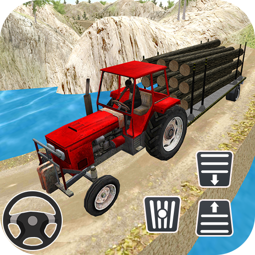 Rural Farm Tractor 3d Simulator – Tractor Games  3.4 (Unlimited money,Mod) for Android