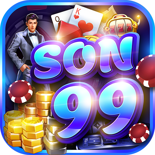 SON99 Game bai doi thuong Nổ hũ 2.0 (Unlimited money,Mod) for Android