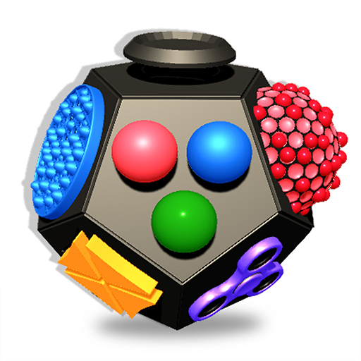 Sensory Fidget Toys Game! Antistress & Antianxiety  1.0.6 (Unlimited money,Mod) for Android