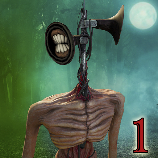 Siren Head Reborn – Scp Forest Hunter 1.1 (Unlimited money,Mod) for Android