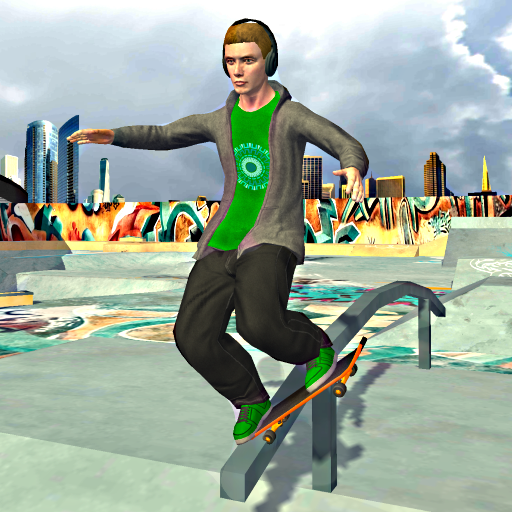 Skateboard FE3D 2 Freestyle Extreme 3D  1.30 (Unlimited money,Mod) for Android