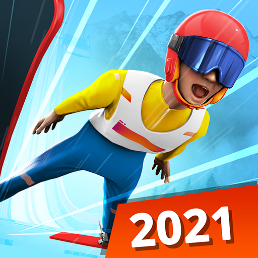 Ski Jumping 2021 0.9.76c (Unlimited money,Mod) for Android
