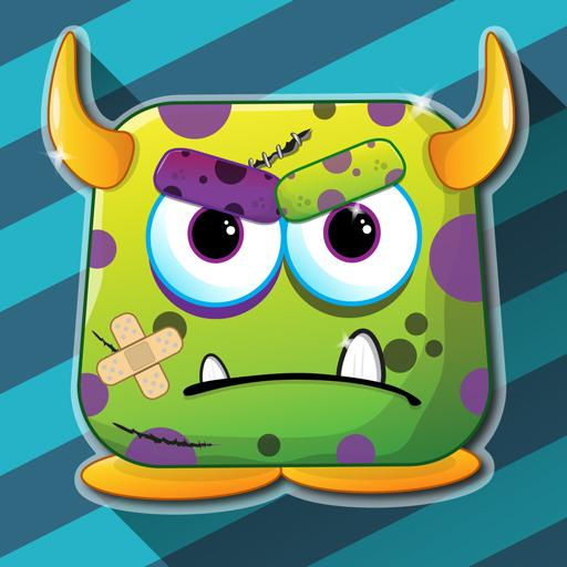 Slingshot Monsters – Angry Defenders Of Planet X 1.3.17 (Unlimited money,Mod) for Android