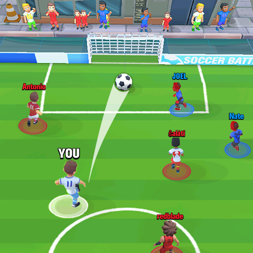 Soccer Battle 3v3 PvP  1.15.3 (Unlimited money,Mod) for Android