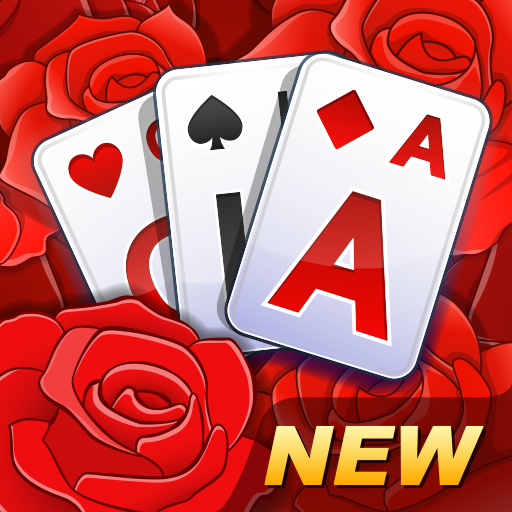 Solitaire TriPeaks Rose Garden – free card game 1.0.9 (Unlimited money,Mod) for Android