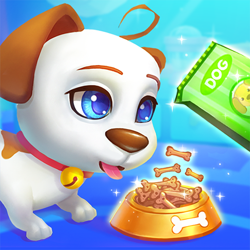 🐶🐶Space Puppy – Feeding & Raising Game 2.2.5038 (Unlimited money,Mod) for Android