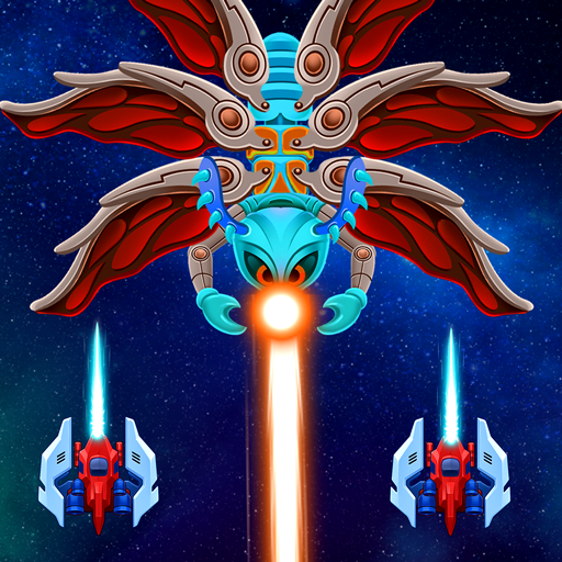 Space Shooter – Arcade 2.4 (Unlimited money,Mod) for Android