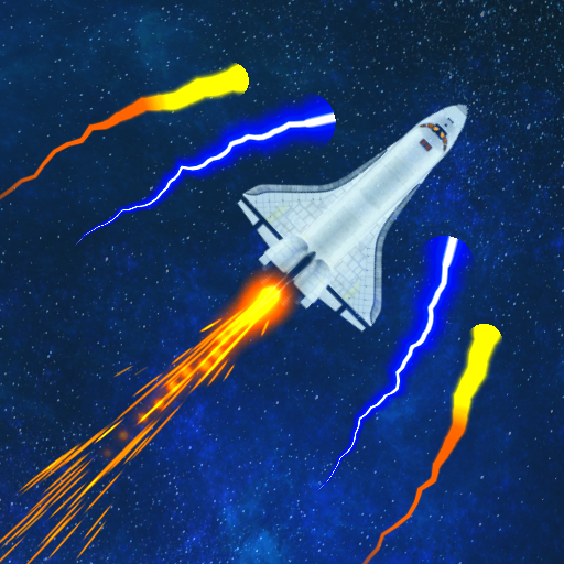 Space Storm: Asteroids Attack 1.2.1 (Unlimited money,Mod) for Android
