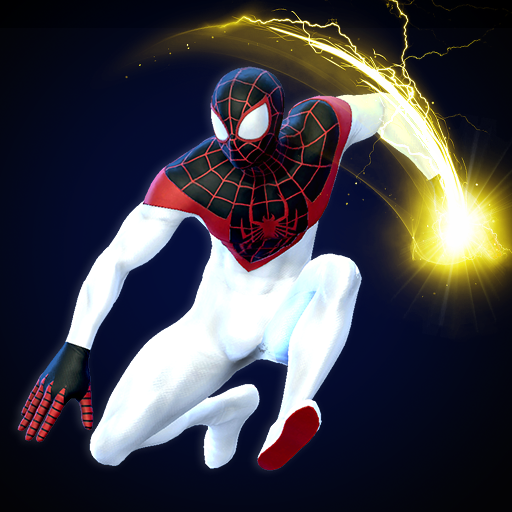 Spider Hero Rope Fight Ninja Gangster Crime City 7.0  (Unlimited money,Mod) for Android