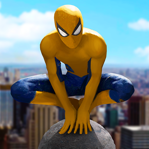 Spider Hero – Super Crime City Battle 1.0.8 (Unlimited money,Mod) for Android