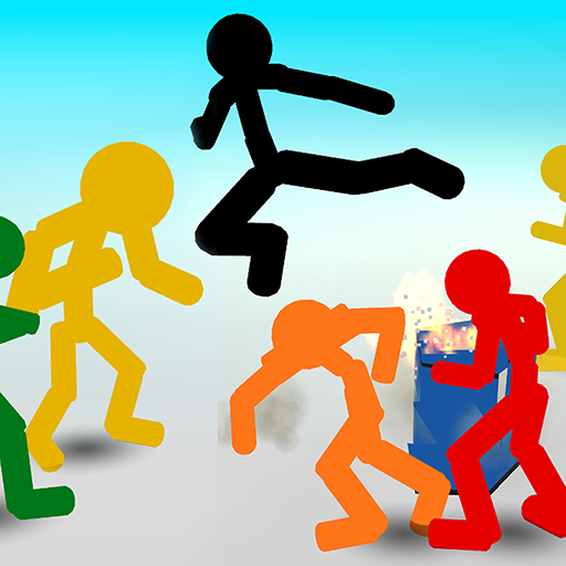 Stickman Street Fighting 1.06 (Unlimited money,Mod) for Android