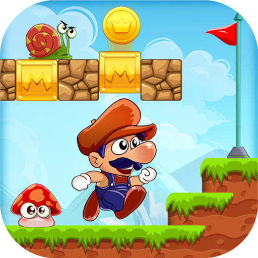 Super Bino Go – New Adventure Game 1.3.0 (Unlimited money,Mod) for Android
