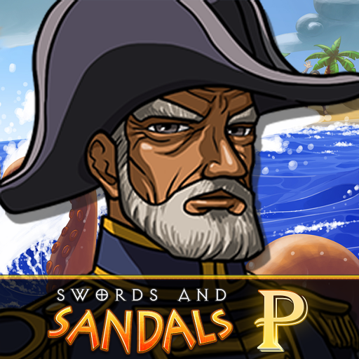 Swords and Sandals Pirates 1.1.0 (Unlimited money,Mod) for Android