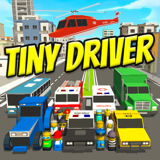 TINY DRIVER 1.1 (Unlimited money,Mod) for Android