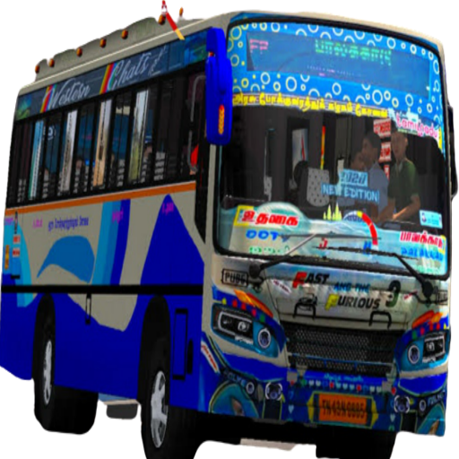 Tamil Bus Mod Livery | Indonesia Bus Simulator 1.2 (Unlimited money,Mod) for Android