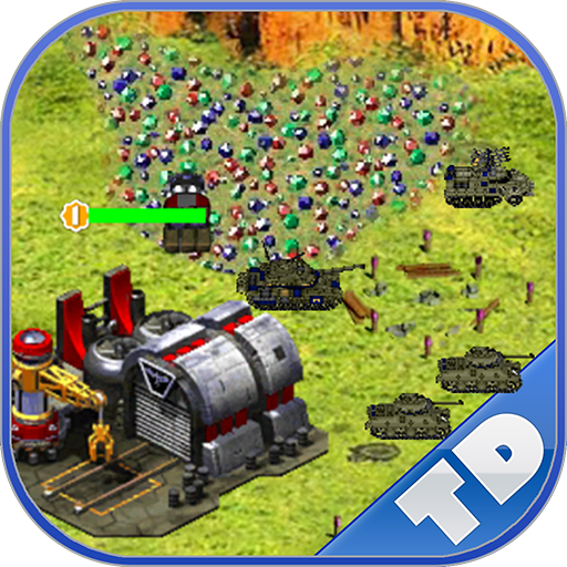 Tank Defend: Red Alert Command 1.5.0 (Unlimited money,Mod) for Android