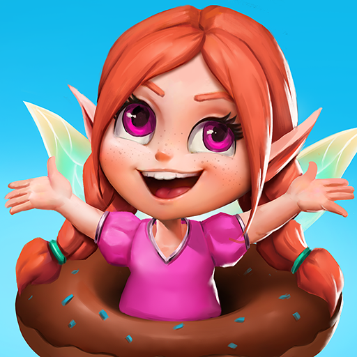 Tastyland- Merge 2048, cooking games, puzzle games 1.3.0 (Unlimited money,Mod) for Android