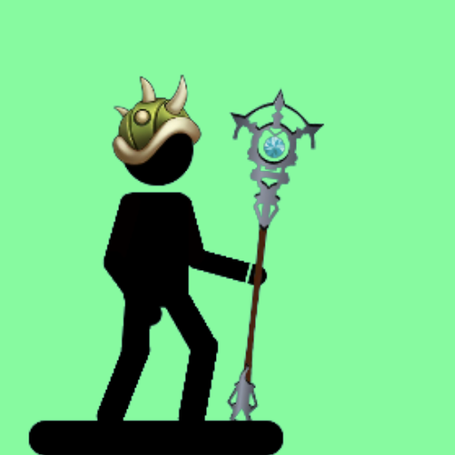 The Wizard: Stickman War 1.1.8 (Unlimited money,Mod) for Android