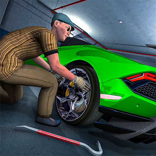 Thief & Car Robbery Simulator 2021 1.8 (Unlimited money,Mod) for Android