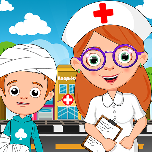 Toon Town: Hospital 3.2 (Unlimited money,Mod) for Android