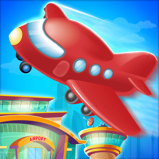 Town Airport Adventures – Play Airport Games 1.0.5  (Unlimited money,Mod) for Android
