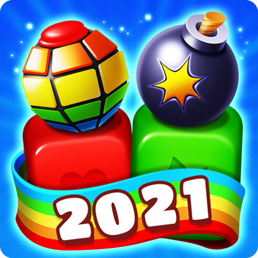 Toy Cubes Pop 2021  6.50.5052 (Unlimited money,Mod) for Android