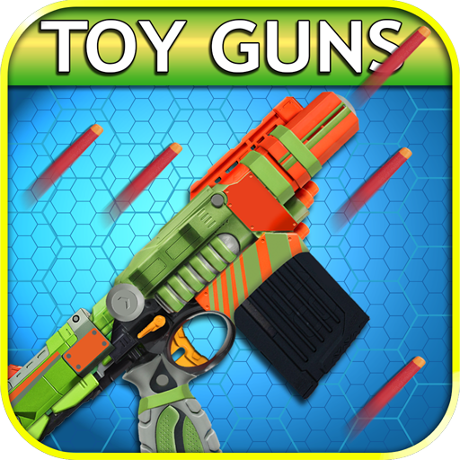 Toy Guns – Gun Simulator – The Best Toy Guns 3.1 (Unlimited money,Mod) for Android