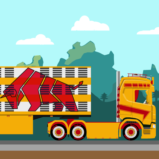 Trucker Joe  0.2.4 (Unlimited money,Mod) for Android