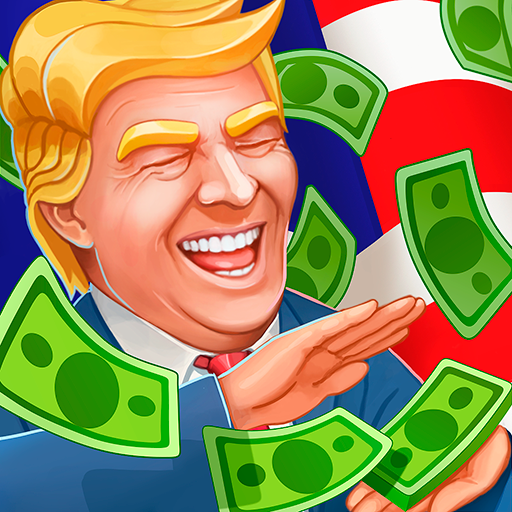 Trump's Empire: idle game 1.1.9 (Unlimited money,Mod) for Android
