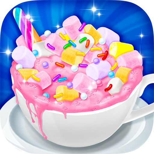 Unicorn Hot Chocolate – Dream Food Maker 1.3 (Unlimited money,Mod) for Android