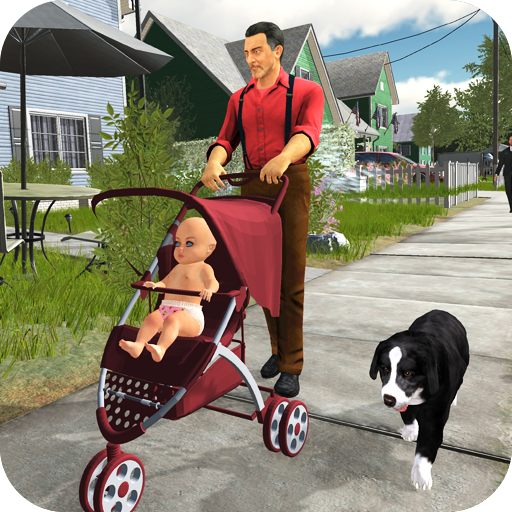 Virtual Caring Husband: Husband and Wife Simulator 3 (Unlimited money,Mod) for Android