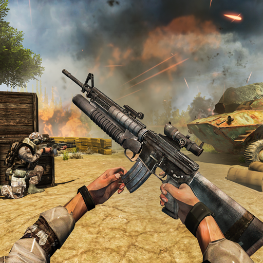 War Commando 3D – New Action Games 2021 4.0 (Unlimited money,Mod) for Android