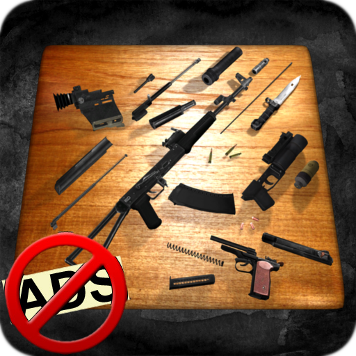 Weapon stripping NoAds  78.367 (Unlimited money,Mod) for Android