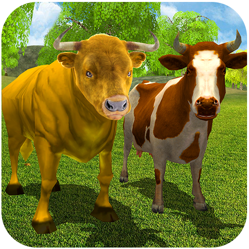 Wild Bull Family Survival Sim 2.6  (Unlimited money,Mod) for Android