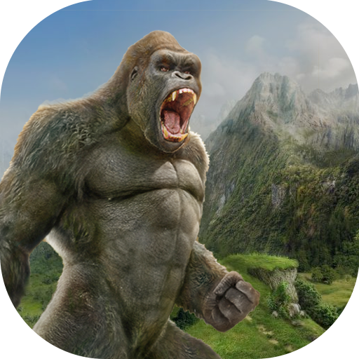 Wild Gorilla Ring Fighting:Wild Animal Fight 0.3 (Unlimited money,Mod) for Android