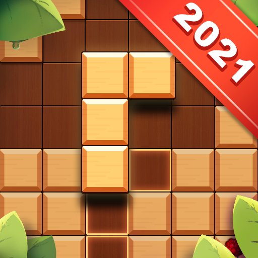 Wood Block Puzzle: Classic wood block puzzle games  1.2.2 (Unlimited money,Mod) for Android