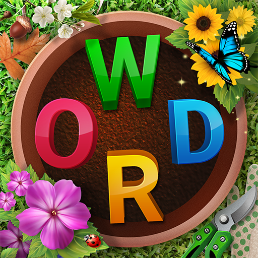 Wordcross Garden 2.1.206 (Unlimited money,Mod) for Android