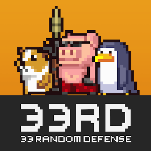 33RD: Random Defense 1.5.1 (Unlimited money,Mod) for Android