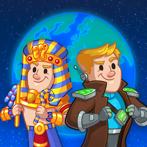 AdVenture Ages: Idle Civilization 1.4.1 (Unlimited money,Mod) for Android