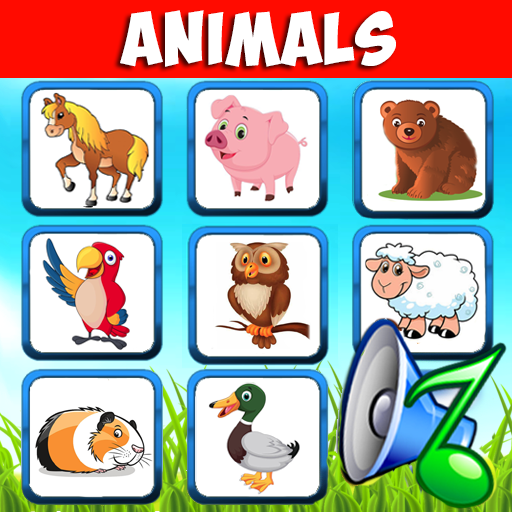Animal sounds. Learn animals names for kids 6.6 (Unlimited money,Mod) for Android
