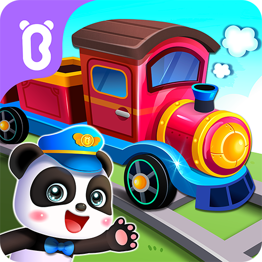 Baby Panda's Train 8.52.00.00 (Unlimited money,Mod) for Android