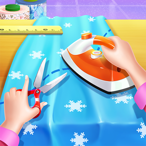 📏🎀Baby Tailor – Clothes Maker 7.2.5038 (Unlimited money,Mod) for Android