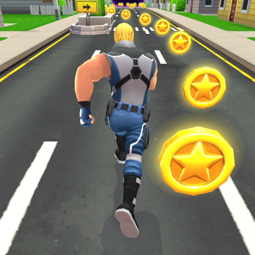Battle Run Runner Game  1.1.0 (Unlimited money,Mod) for Android